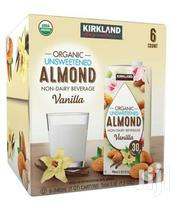 Kirkland Signature Almonds Vanilla Milk (6pcs) | Meals & Drinks for sale in Lagos State, Ikeja