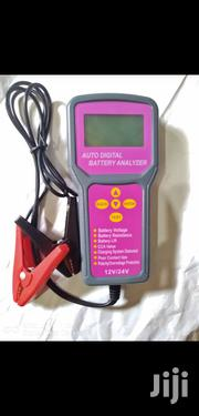 Auto Digital Battery Analyzer | Manufacturing Materials & Tools for sale in Lagos State, Lagos Island