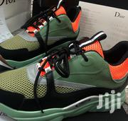 Christian Dior Homme Green Sneakers   Shoes for sale in Lagos State, Lagos Island