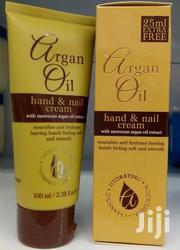 Argan Oil Hand and Nail Cream | Skin Care for sale in Lagos State, Amuwo-Odofin