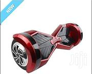 Smart Hoverboard Scooter Bluetooth 8 Inch- Red | Sports Equipment for sale in Cross River State, Calabar