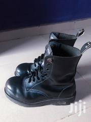 Military Style Ankle Boot (Size 40) Foreign Used | Shoes for sale in Edo State, Benin City