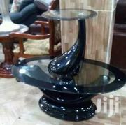 Exotic Glass Center Table With 2 Side Stool | Furniture for sale in Lagos State, Ojo