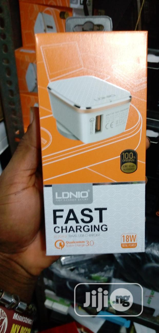 Archive: Ldnio 18W Fast Charger
