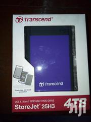 Transcend 4GB External Hard Disk | Computer Hardware for sale in Lagos State, Lagos Island