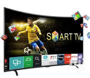 LG 65 Inches Curve 4K Smart Internet TV High Definition Cast Wireless | TV & DVD Equipment for sale in Lagos State, Magodo