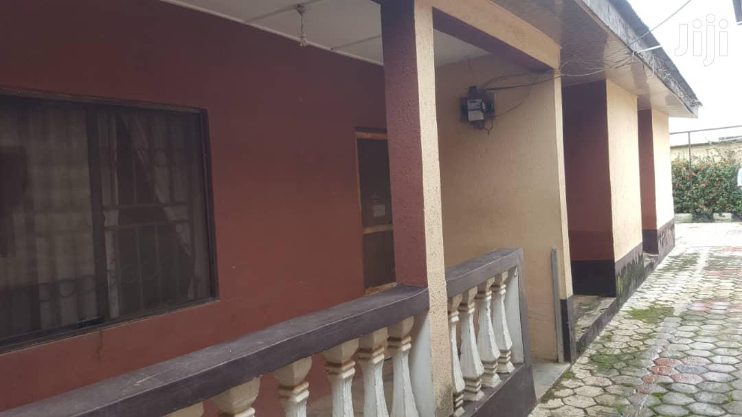 5 Bedroom Bungalow Attached With 2 Flats And 4 Bedroom Flat BQ