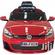 Volkswagen GTI Children Ride On Car-red   Toys for sale in Cross River State, Calabar