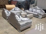 Seven Seaters Royal Chair Leather | Furniture for sale in Lagos State, Lekki Phase 1