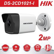 Hikvision IP 2MP Outdoor Camera (DS-2CD1023GO-1) | Security & Surveillance for sale in Lagos State, Ikeja