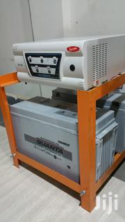 2kva Inverter With 2 - 150ah Amaron Batteries & Battery Rack | Electrical Equipment for sale in Lagos State, Ikeja