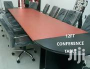 A Brand New 12ft Executive Office Confrence Table | Furniture for sale in Lagos State, Yaba