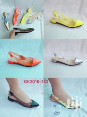 Golden Kello Sandal | Shoes for sale in Lagos State, Lagos Island