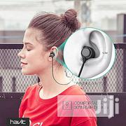 Havit Havit L39 Necklace Bluetooth Stereo Earphones - Black | Headphones for sale in Lagos State, Ikeja