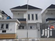 Well Built 4 Bedroom Detached House For Rent At Chevron Lekki. | Houses & Apartments For Rent for sale in Lagos State, Lekki Phase 2