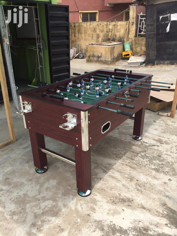 Imported Soccer Table. Nationwide Delivery Included