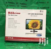 Maxview 19 LED Monitor | Computer Monitors for sale in Lagos State, Ikeja