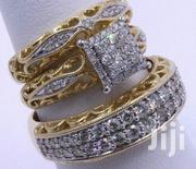 3 Piece Wedding and Engagement Rings | Wedding Wear for sale in Abuja (FCT) State, Mbora