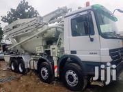 Used Actros 3241 M/Benz Concrete Mixer Pump Transit 8 X 4 Truck 4sale | Electrical Equipment for sale in Lagos State, Amuwo-Odofin
