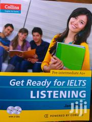 Get Ready For IELTS Listening | Books & Games for sale in Lagos State