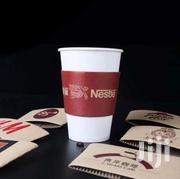 V471 Ice Cream Paper Cup Disposable Beverage Drink Free Logo Printing | Manufacturing Materials & Tools for sale in Lagos State