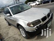BMW X3 2004 2.5i Sports Activity Silver | Cars for sale in Rivers State, Port-Harcourt