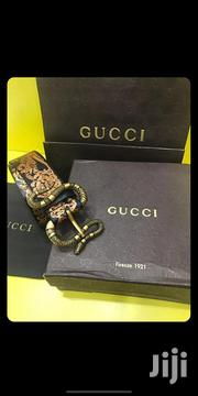 Gucci Belt Original | Clothing Accessories for sale in Lagos State, Surulere