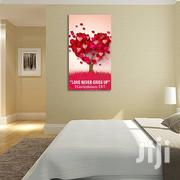 1corintians 13:7 1pcs Wall Art | Home Accessories for sale in Lagos State, Agege