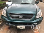 Honda Pilot 2003 EX 4x4 (3.5L 6cyl 5A) Green | Cars for sale in Lagos State, Ikeja