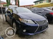 Lexus ES 2015 350 Crafted Line FWD Blue | Cars for sale in Lagos State, Apapa