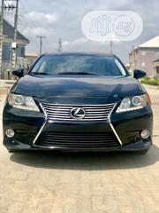 Lexus ES 2015 350 Crafted Line FWD Black | Cars for sale in Lagos State, Amuwo-Odofin