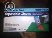 Vinyl Powder Free Disposable Gloves | Safety Equipment for sale in Lagos State, Ikotun/Igando