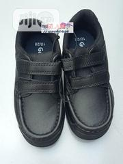 Boys Sturdy Formal Velcro Strap School Shoes | Children's Shoes for sale in Lagos State, Surulere