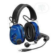 Peltor ATEX Over-the-head Heavy Duty Headset With Boom Microphone   Headphones for sale in Lagos State, Alimosho