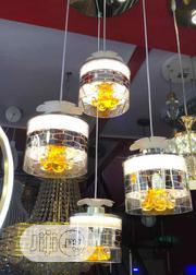 Gold Led Pendant Light Can Be Used In Sitting Room, Church,Hall,Etc | Home Accessories for sale in Lagos State, Lekki Phase 1