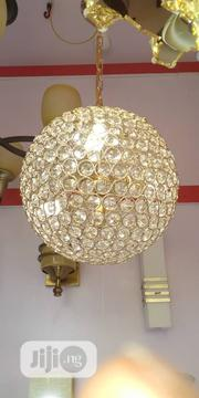 Round Crystal Chandelier | Home Accessories for sale in Lagos State, Lekki Phase 1
