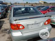 Toyota Corolla S 2004 Silver   Cars for sale in Lagos State, Apapa