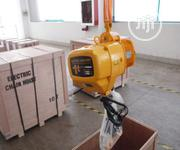 Electric Chain Hoist 1ton( TOHO JAPAN) | Manufacturing Equipment for sale in Lagos State, Amuwo-Odofin