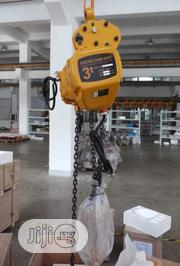 Electric Chain Hoist 3ton | Manufacturing Equipment for sale in Lagos State, Amuwo-Odofin