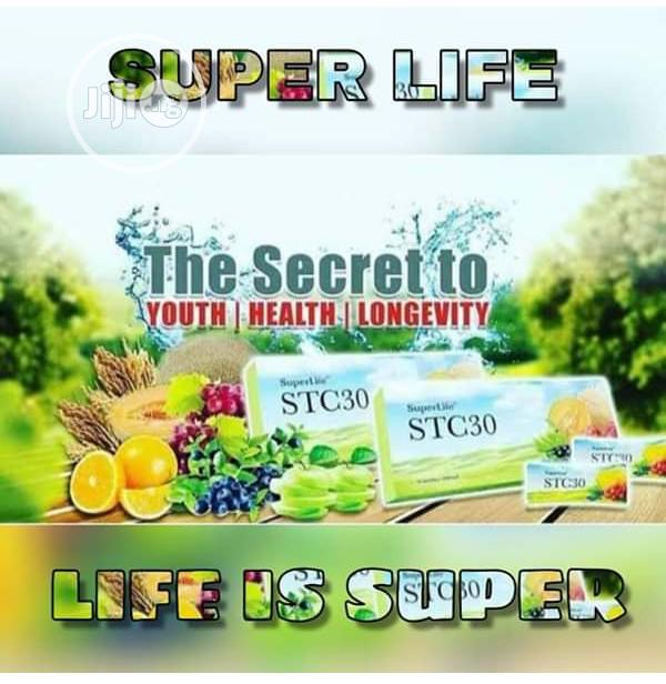 Superlife STC30 (V I), Offers You Optimum Health and Opportunity