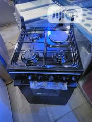 Midea 3gas Burners 1electric Burner, Oven and Grill, 2yrs Wrnty. | Restaurant & Catering Equipment for sale in Lagos State, Ojo