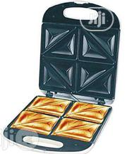 Kinelco 4in1 Quality Electric Toaster/Sandwich Maker | Kitchen Appliances for sale in Lagos State, Mushin