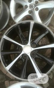 16inch Used Alloy Wheel For Toyota And Honda Cars. | Vehicle Parts & Accessories for sale in Lagos State, Mushin