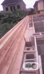 Ade-west Parapet Roofing Disine Iron Bending And Gerad Installation | Building & Trades Services for sale in Lagos State, Ikorodu
