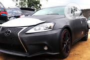 Lexus IS 2007 250 Black | Cars for sale in Rivers State, Port-Harcourt