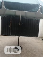Affordable And Affordable Parasol With Modern Iron Stand | Manufacturing Services for sale in Kano State, Dambatta