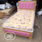 (4×6) Pinging Bedframe With Quality Mattress | Furniture for sale in Lagos State, Ojo