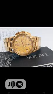 Versace Gold Watch | Watches for sale in Lagos State, Lagos Island