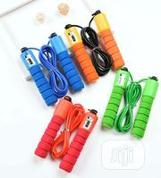 Counting Skipping Rope | Sports Equipment for sale in Lagos State, Lagos Island