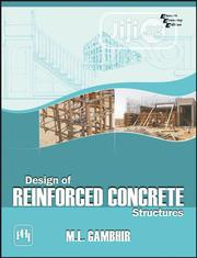 Design Of Reinforced Concrete Structures By M. L. Gambhir | Books & Games for sale in Lagos State, Ikeja